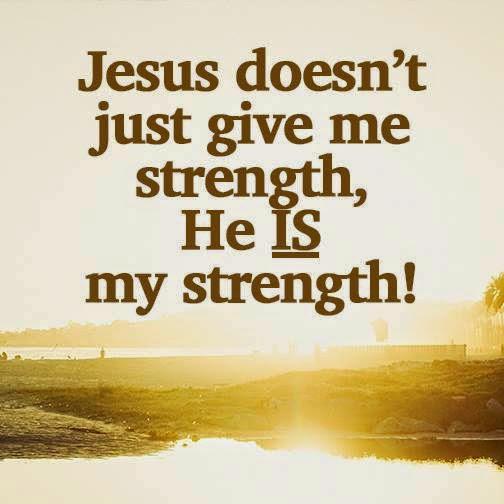 Jesus Strength